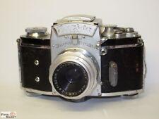Exakta Varex VX Ihagee Dresden +Objektiv Ludwig Meritar 2,9/50mm Lichtschacht