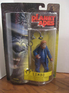 Planet of the Apes - Limbo Action Figure - Hasbro 2001