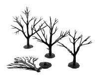 "Woodland Scenics 3"" to 5"" Tree Armatures Deciduous 28 Tree Armatures TR1122"