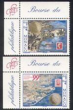 Monaco Seasonal & Christmas Postal Stamps