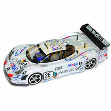 COLT 200mm Body 911 GT1 Nitro GP 1:10 RC Cars Touring On Road #M1136