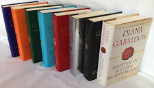 Diana Gabaldon Outlander The Complete Hardcover Set Collection Series 1-8 New!!!