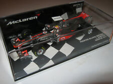 1:43 McLaren Mercedes Showcar 2011 L. Hamilton 530114373 Minichamps OVP new
