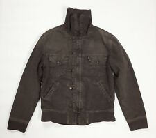 Levis 70650 M giacca giaccone imbottito donna usato marrone vintage levi's T277