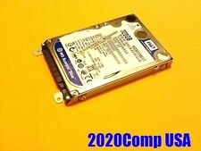 **TESTED** Acer Aspire 5517 5516 5532 HDD Hard Disk Drive + Caddy Set => 320GB
