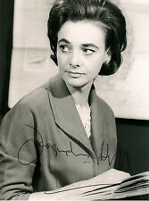 JACQUELINE HILL DR WHO BARBARA SIGNED AUTOGRAPH 6 x 4 PRE PRINTED PHOTOGRAPH