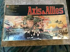 Axis & Allies Spring 1942 World At War Board Game 2nd Edition - Appears Complete