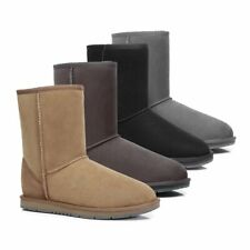 【ON SALE】UGG Classic Short Boots Water Resistant Premium Australian Sheepskin