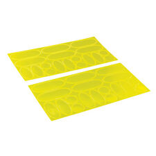Hi-Vis Reflective Stickers 36pce Safety Bicycle, Cycling Attach to Bike, Clothes