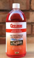 Static Caravan mobile home Highly Concentrated Cleaner Wash 1Ltr NACO approved
