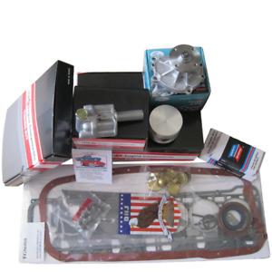 Datsun 240Z 260Z 280Z 280ZX L24 L28 Overhaul Master Engine Rebuild Kit w Pistons