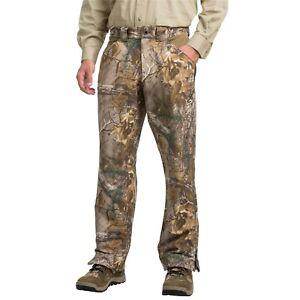 New Men`s Browning Mercury Pants Realtree Xtra MSRP$150