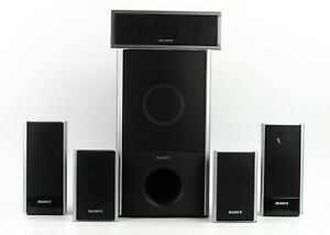 Sony Home Theater Surround Sound System Speakers SS-WS82 SS-TS81 SS-TS80 SS-CT80