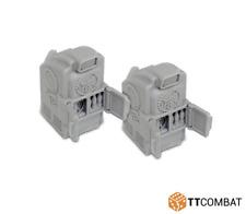 Ttcombat Nuovo con Scatola Distributori Automatici dcsra 021