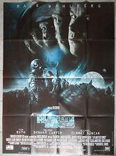Affiche PLANETE DES SINGES Planet of the Apes TIM BURTON Mark Wahlberg 120x160