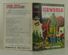 HAL CLEMENT Iceworld FIRST EDITION