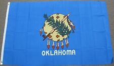 3X5 OKLAHOMA STATE FLAG! OK FLAGS! STATES NEW USA F266