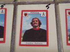 FIGURINA CALCIATORI RELI' 1970-71 RAFFAELE TRENTINI FOGGIA