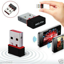Mini Wireless 150Mbps USB Adapter WiFi 802.11n/g 150M Network Lan Card New