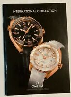 OMEGA International Collection March 2012- Watch Catalogue RARE IN DEALERS ONLY