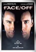 PRE ORDER: FACE/ OFF (John Travolta) - DVD - Region 1