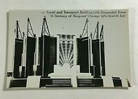 "VINTAGE 1933 Chicago Mini Photographs 3X2"" World Fair Souvenir Travel/Transport"