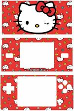 Hello kitty CAT VINYL SKIN STICKER f NINTENDO DS LITE 8