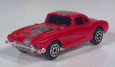 "Vintage 1979 Kidco Chevrolet Corvette 1957 Race Car 2.75"" Scale Model"