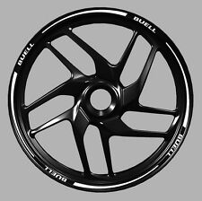 Adesivi cerchi moto BUELL wheel strip sticker