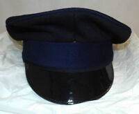 ROYAL DRAGOON GUARDS NO1 + NO2 DRESS PEAKED CAP - Sizes , British Army Issue NEW