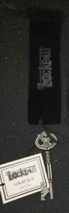 Joe Hill - Locke and Key - Ghost key - Legacy Edition
