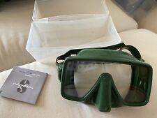 Scubapro scuba frameless mask