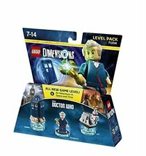 LEGO Dimensions 71204 Doctor Who Tardis Level Pack