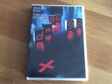 Concert # DÉPÊCHE MODE # VIDÉO 86 98 DVD bon etat 2005