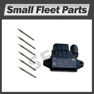 Sprinter Diesel Glow Plug Module Kit Fits Dodge MB Freightliner: 642 900 78 01