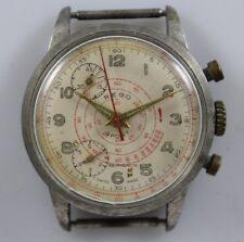 Vintage Swiss Made Rego Sport R.Lapanouse Chronograph Men's Wrist Watch lot.p09