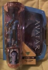 ~NEW~ Mattel James Cameron Avatar Movie Masters Jake Sully Action Figure ~127