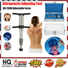 Manual Chiropractic Adjusting Tool Spine Corrector Tool Forth Massager Newest