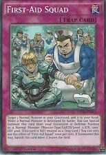 YU-GI-OH CARD: FIRST-AID SQUAD - MP16-EN161 1ST EDITION