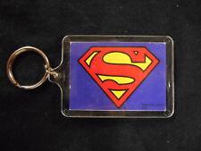 """DC Comics """"Logotipo de Superman"""" Plástico KEYRING LLAVERO (dc Comics)"""