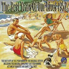 Various-The Best Years Of Our Lives - 1952 (Us Import) Cd New