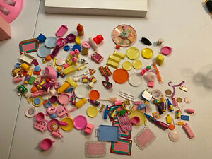 Large Lot Of Vintage Barbie Accessories