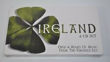 Ireland 4 CD Set - Over 4 Hours of Music From the Emerald Isle NEW