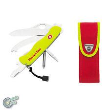 0.8623.MWN 35590 VICTORINOX Swiss Army Knife Rescue Tool Nylon Sheath Luminous A