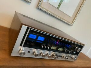 Beautiful Sansui 7070 Receiver - Fully Serviced - LED Upgrade - Close To Mint!