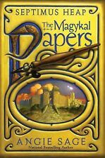 Septimus Heap: The Magykal Papers by Angie Sage (2009, Hardcover)