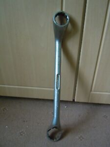 """King Dick Ring Spanner 1"""" BS 7/8"""" W 1 1/8"""" BS 1"""" W"""