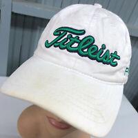 Titleist FJ Pro V1 Golf Strapback Baseball Cap Hat