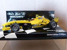 Minichamps 1:43 Timo Glock Jordan Ford EJ14 F1 3rd Driver 2004