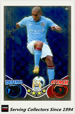 2010-11 Topps Match Attax Showboat Foil No 371 Nigel de Jong (Manchester City)